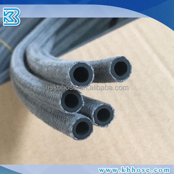 4mm//11mm,petrol,oil,diesel Rubber Reinforced fuel hose//line//pipe