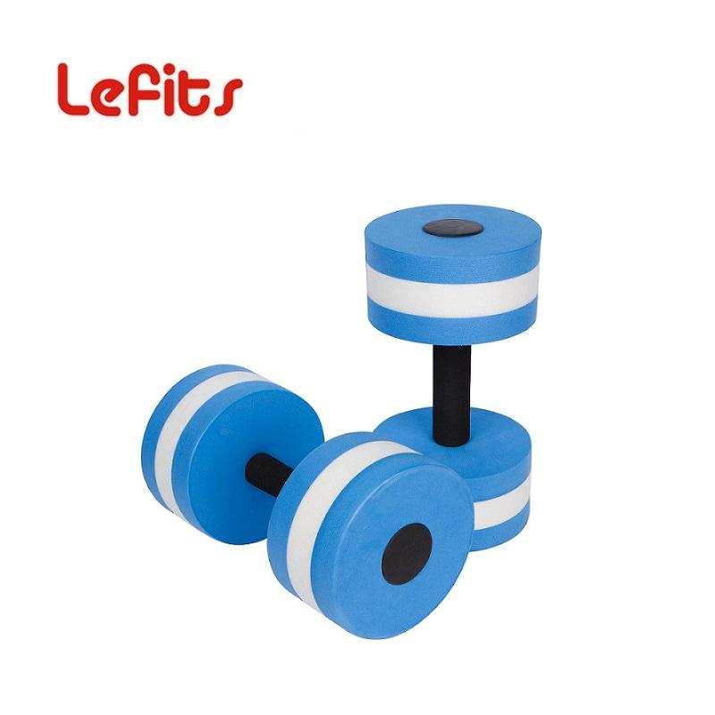 Aerobic Exercise EVA Soft Foam Aquatic Dumbbell