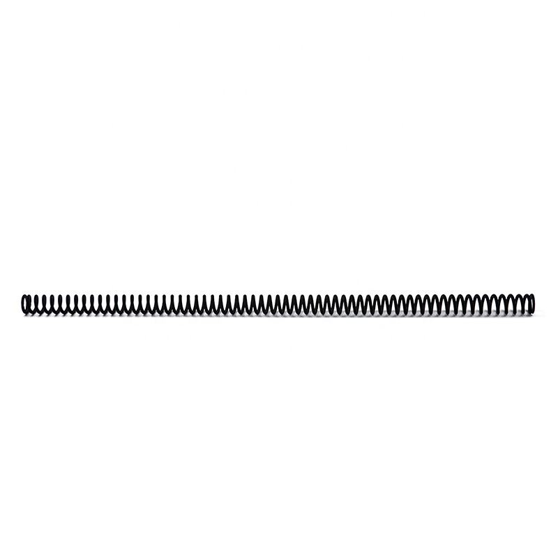 Customized Black Coating Oxided Steel Zinc plating Compression Spring