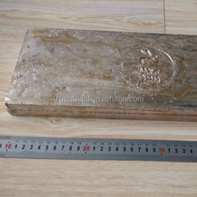 buy bismuth ingot bismuth metal ingot 99.99% 4n good price