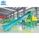 2000kg/h Waste PP PE Film Used Plastic Washing Recycling Line
