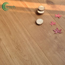 2200X300X20/6mm engineered wood floor oak natural color wire brushed big plank floating floor