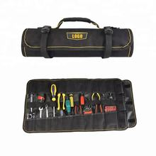 1200D useful small large size roll up bartender rolling tool bags