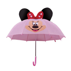 Fashion Fiberglass Windproof Advertising Kids Umbrella For Sale