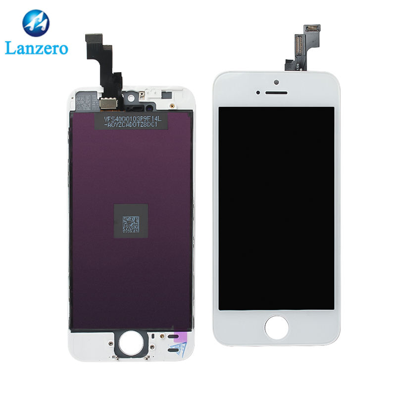 For iphone 5s LCD assembly Touch Screen, Mobile Phone LCDs for iPhone 5s