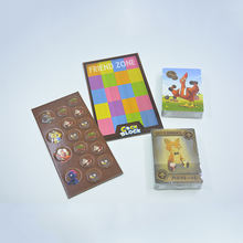 Professional customized table board game manufacturers in dongguan