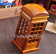 Best Selling Products Wooden Music Box Santa Custom Music Box Mechanism