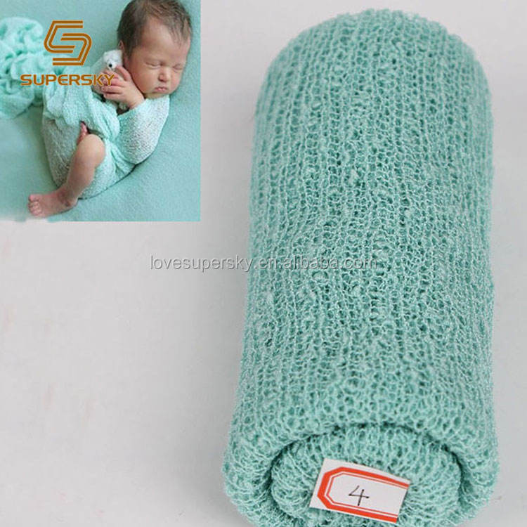 A356 Wrap Baby Blanket <span class=keywords><strong>Bambino</strong></span> Appena Nato <span class=keywords><strong>Fotografia</strong></span> Wrap Newborn Photo Prop Stretch Wrap