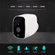H.265 compression 100% wire free support 64G battery operated outdoor wireless security camera