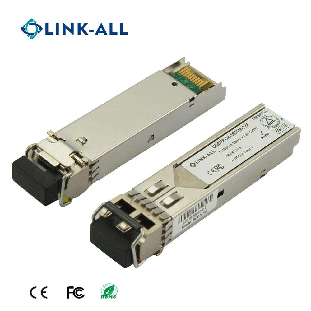 6COM BIDI SFP Transceiver 155M 1310nm TX //1490nm RX 40KM LC Connector compatible with Cisco item number is GLC-FE-100BX-U
