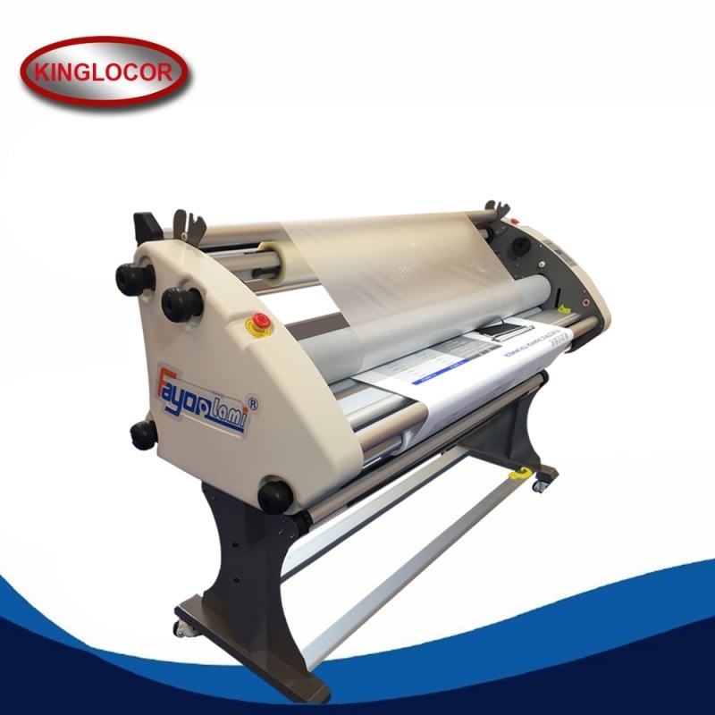63Inch Hot Laminating Machine Automatic Two Side Laminator