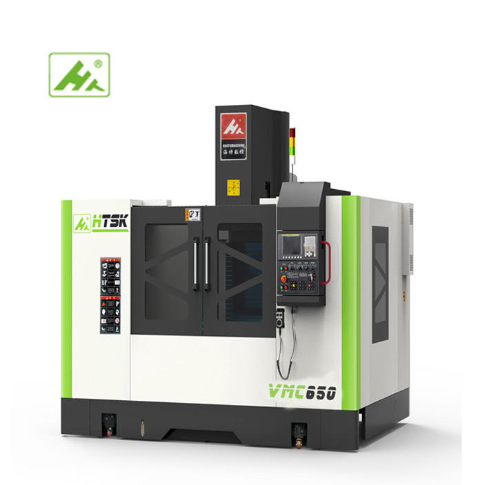 Cnc Milling Machine 3 Axis Vertical Machining Center vmc650