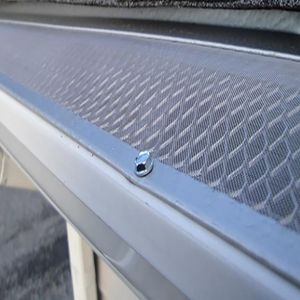 Stainless Steel Micro Mesh Gutter Guard