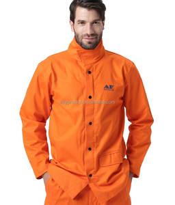 AP-8100 flame retardant cotton waterproof welding jacket