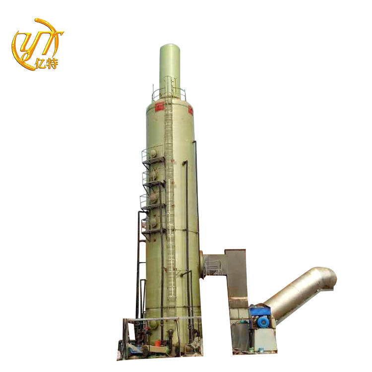 Carbon dioxide กรอง scrubber desulfurization tower