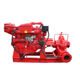 DEFU (China) horizontal single-stage split case pump centrifugal submersible slurry pump