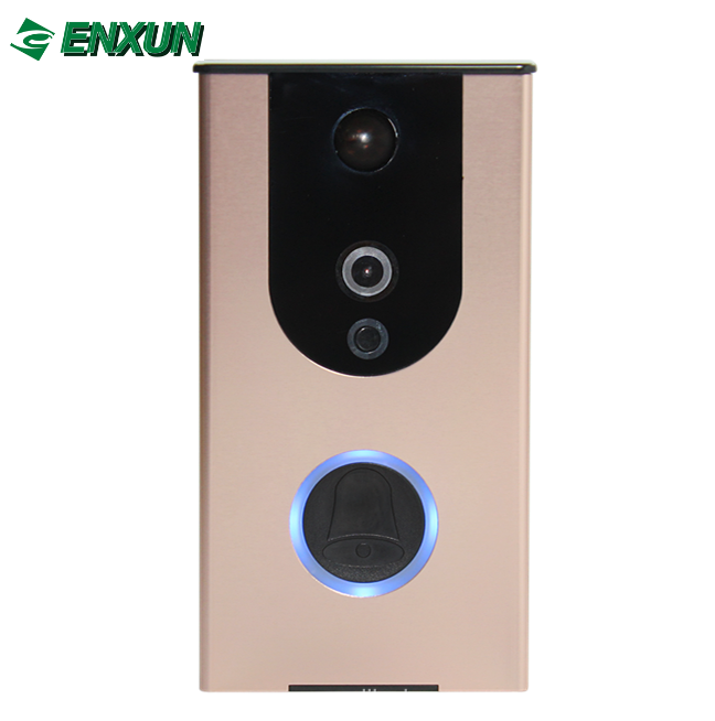 Enxun ring Wi-Fi video deurbel digitale draadloze intercom systeem