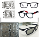 quality Professional Plastic injection Eye glasses mould/Mold Plastic injection glasses frame manufacturer