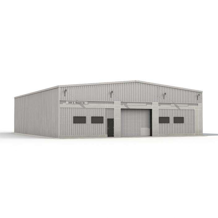 Galvanized Steel Structure Building Prefabricated Warehouse From China