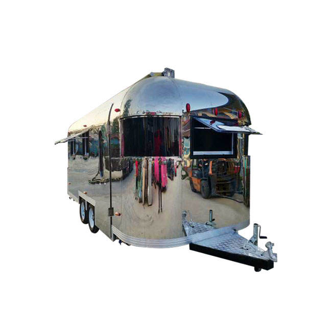 AST-300-08 camions alimentaires mobiles van airstream remorque <span class=keywords><strong>alimentaire</strong></span> fmobile kiosque à vendre