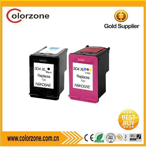 Compatible Ink cartridge hp 304xl 304 ink cartridge for HP Deskjet 3270 3370 Inkjet Printer