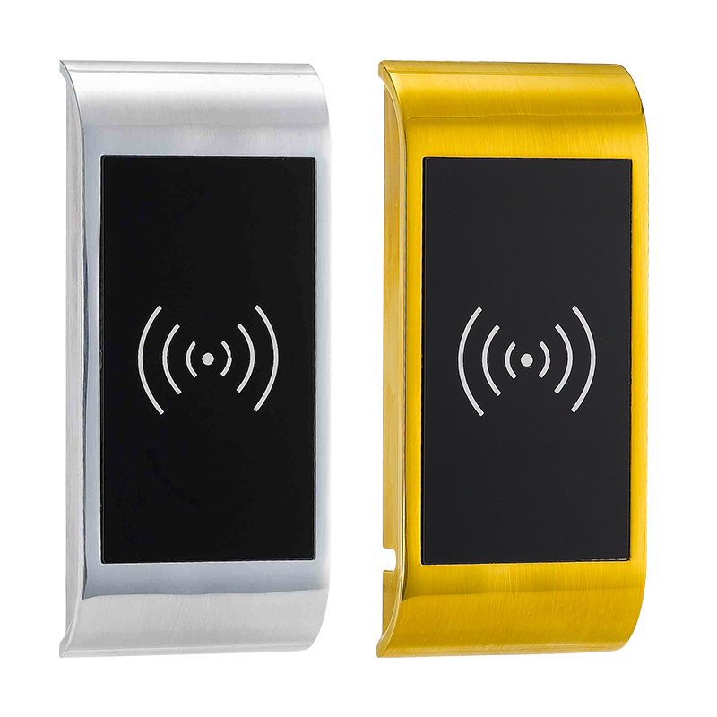 RF Swipe Card Sauna Cabinet Locker Lock with Keyless Cards for gym swimming pool and more