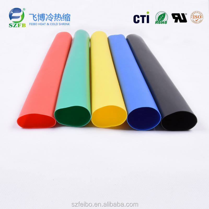 Heavy Wall Heat Shrinkable Tubing For Cable Terminal Insulation