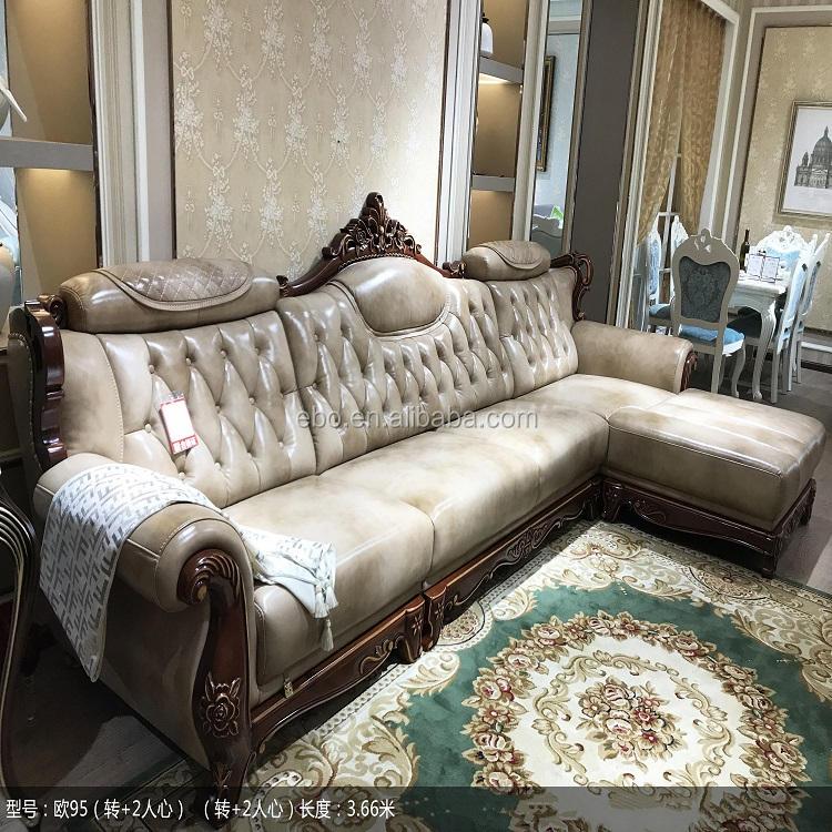 China directa <span class=keywords><strong>muebles</strong></span> de la Sala establece lujo dos colores sofá