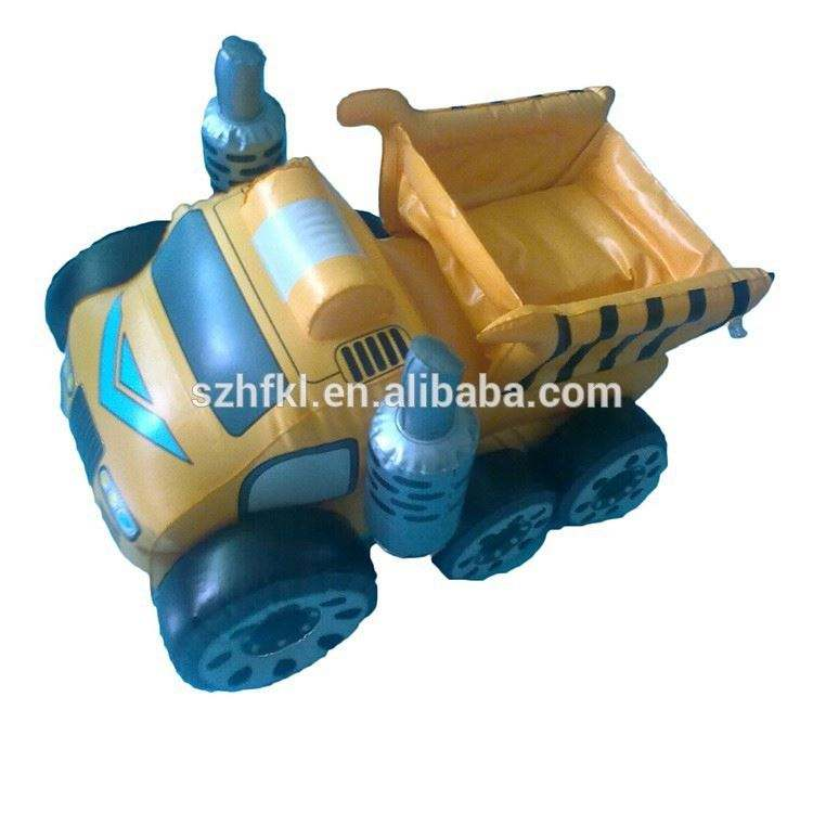 custom design inflatable cartoon toy car
