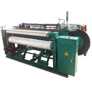 Good quality stainless steel wire automatic weaving loom machine