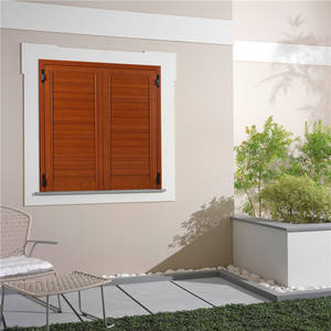 Italian window shutters/security shutters window outdoor