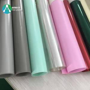 High quality colorful rigid UV protection PVC plastic sheet with factory price