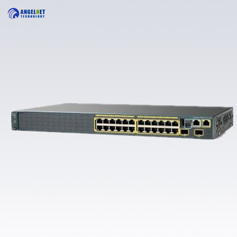 זרז 2960-S סדרת 24 יציאת gigabit ethernet מתג WS-C2960S-24PS-L