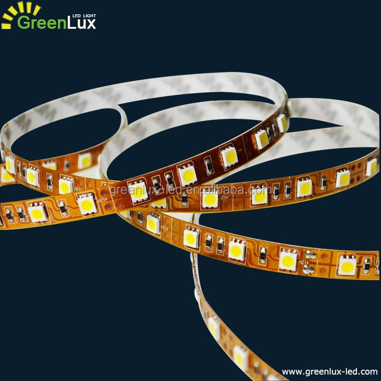 Soft long life led strip 5050 2835 3528 light with IP 20 or IP65 or IP68 from China