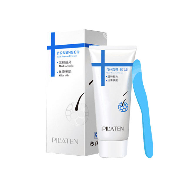 Wholesale Instant Depilatory Cream Gentle facial permanent hair removal cream