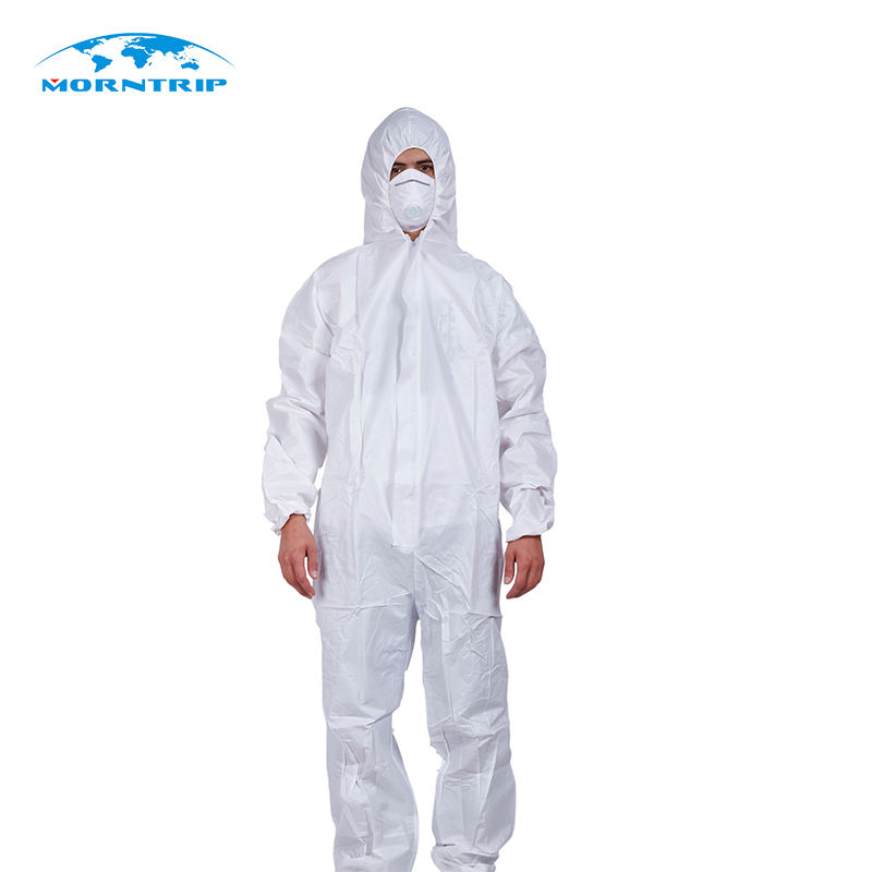 Ropa Security SF Overol... Buzo Deschable Blanco