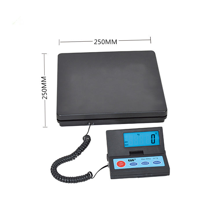 SF-890 40kg 1g portable electronic digital postal scale good shipping weight scale