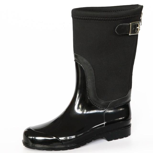 rainboots fashion style wellies of neoprene rainboots