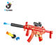 Soft gel water plastic toy gun foam bullets