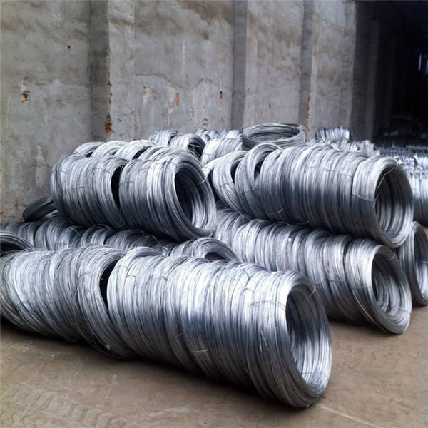 0.71mm-4.0mm Galvanized Iron Wire for Construction Binding with low price