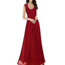 Cheap Lace Convertible Long Bridesmaid Dresses 2017 Elegant A Line Wedding Party Dress