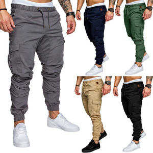 Tooling Multi-Pocket Broek Mannen Casual Track Broek Beam Broek Joggingbroek Joggers Voor Mannen