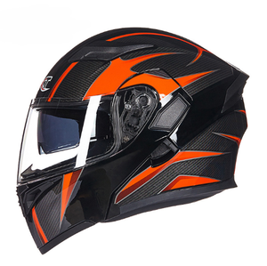 Motorcycle helmets Flip up double visors helmet Racing Full face Moto Casco SizeM-2XL Motorcycle helmets