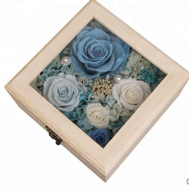 Export Fresh Cut Flowers Everlasting Grey Ecuadorian Preserved Roses