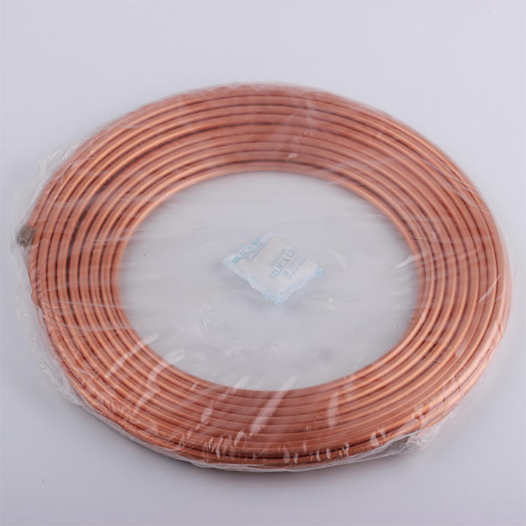air conditioner copper coil pipe/refrigerant copper tube