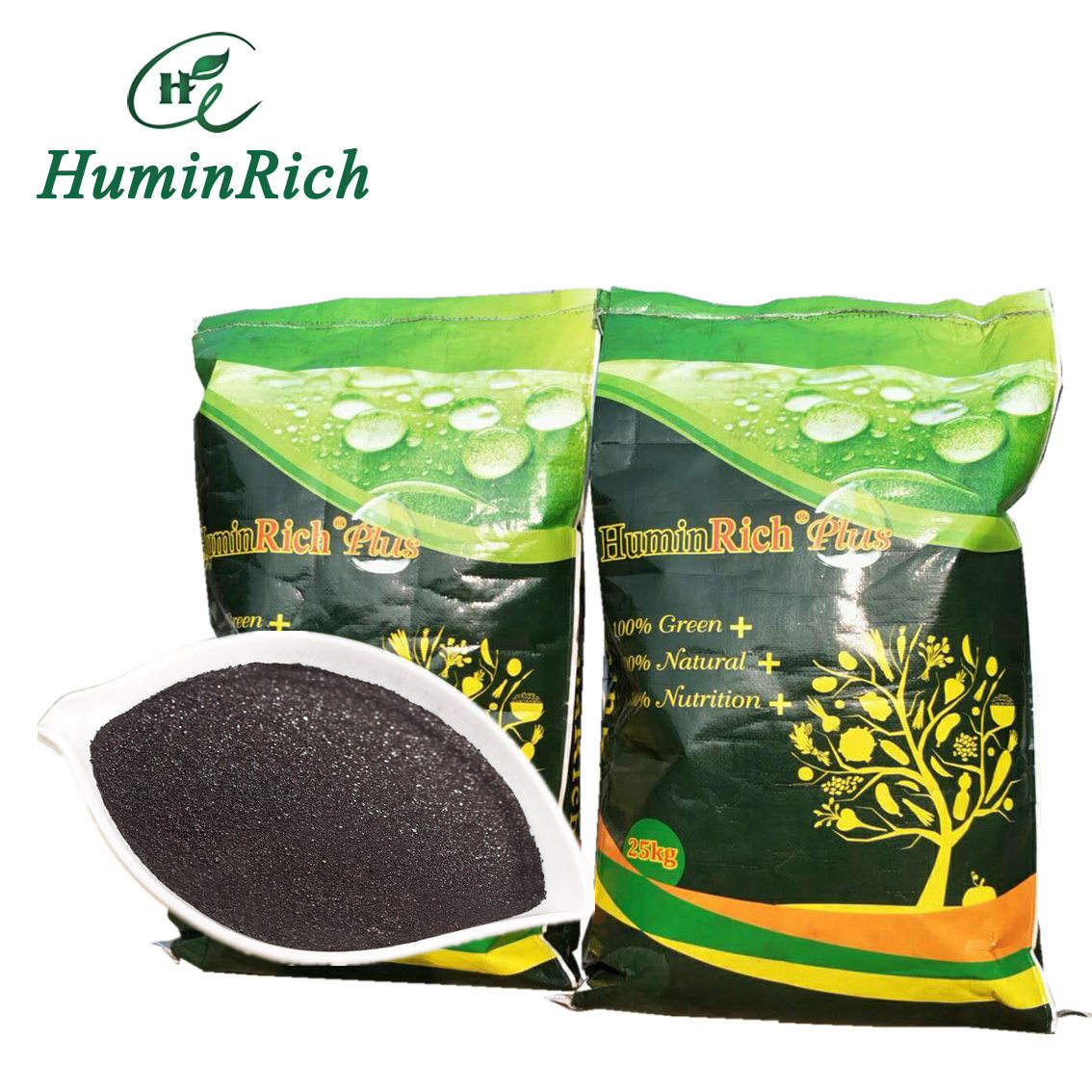 Huminrich manure soil promoter plant growth regulator Humic acids organic fertilizer buyers