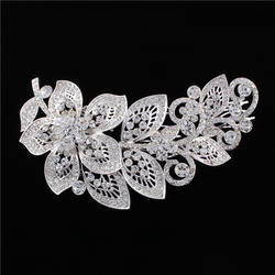 High-end new product bowknot design hair accessories bridal