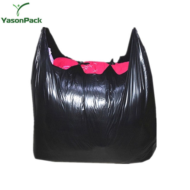 Black Plastic Biodegradable Large Nylon Scented Industrial Disposable Car Heavy Duty Trash Bag