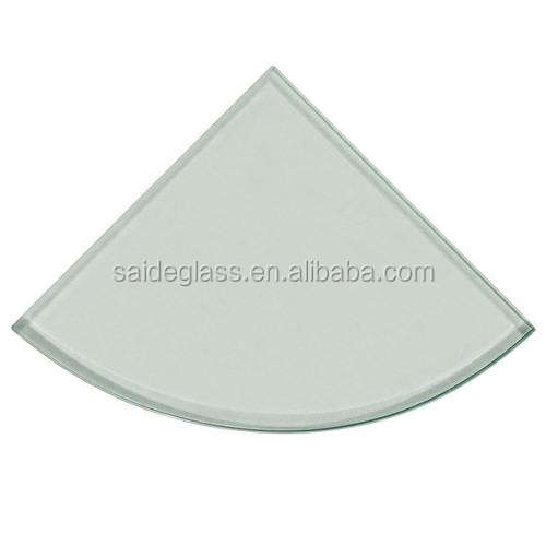 10MM Clear tempered Glass for fireplace hearth plates Glass Floor Plate for Wood-burning Stove