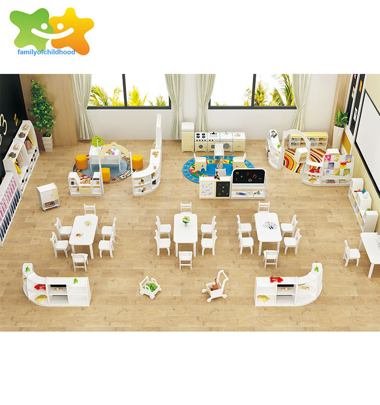 Table And Chair Factory Price Kids Study Table And Chair Set Kindergarten Children Furniture Sets